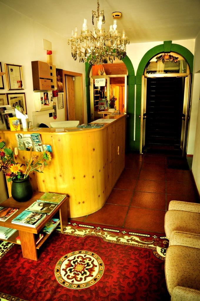 Hall Albergo Trieste